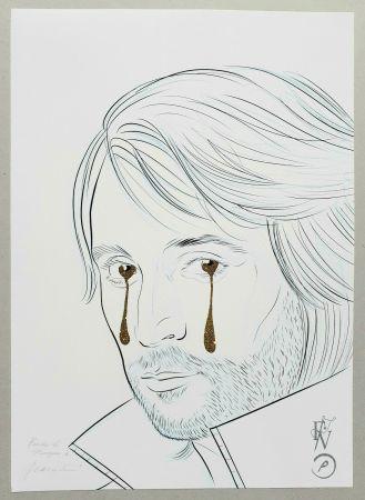Serigrafía Vezzoli  - TAKE my TEARS