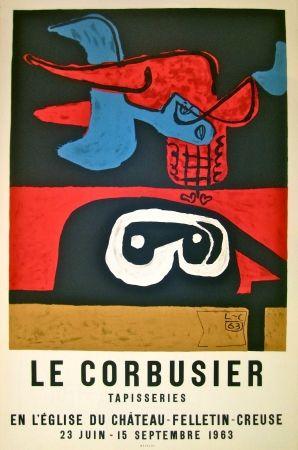Litografía Le Corbusier - Tapisseries