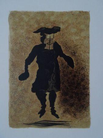 Litografía Braque - Tartuffe