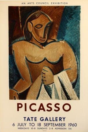 Litografía Picasso - Tate Gallery