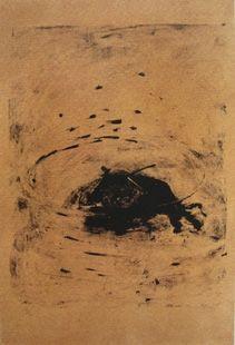 Litografía Barcelo - Taureau