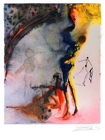 Litografía Dali - Tauromachie - Bullfight Ii