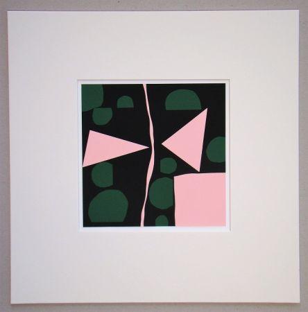 Serigrafía Mortensen - Tavignano - 1964