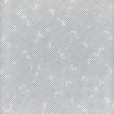 Serigrafía Morellet - Tavola 10