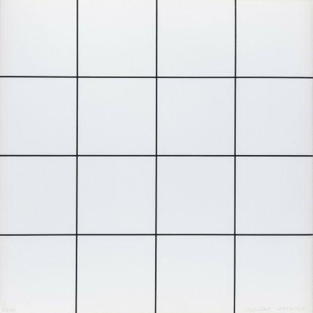 Serigrafía Morellet - Tavola 2