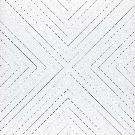 Serigrafía Morellet - Tavola 5
