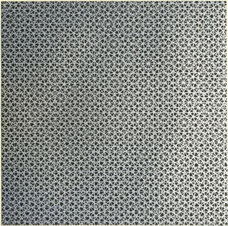 Serigrafía Morellet - Tavola 8