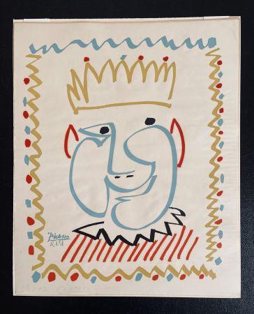 Sin Técnico Picasso - Tete de Roi (Le Carnaval de Nice)