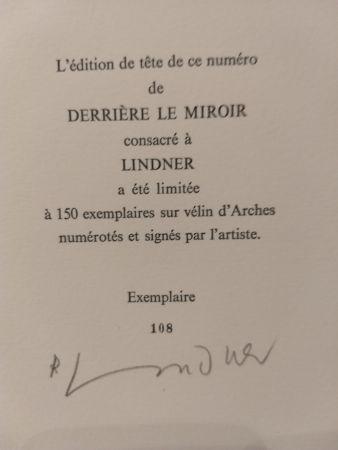 Libro Ilustrado Lindner - Tete DLM 226