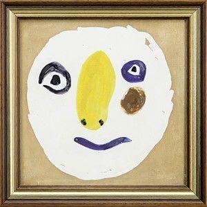 Cerámica Picasso - Tete Polychrome