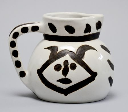 Cerámica Picasso - Tetes (Heads), 1956