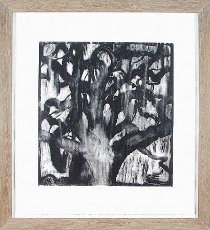Monotipo Mazur - Texas Tree