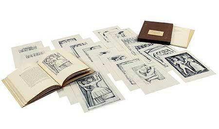 Libro Ilustrado Campigli - Thésée