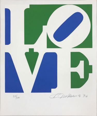 Serigrafía Indiana - The Book of Love 8