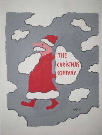 Litografía Savignac - The christmas company