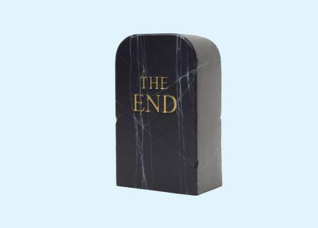 Sin Técnico Cattelan - The End (black)