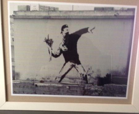 Fotografía Banksy -