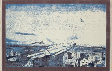 Múltiple Kabakov - The Flying #4