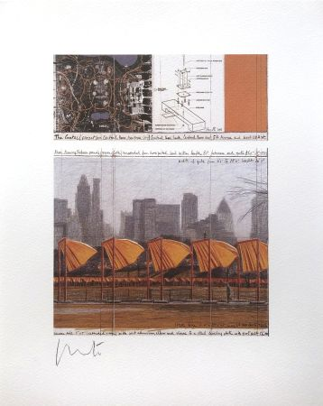 Offset Christo - The Gates (Ii)