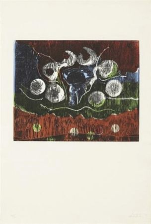 Grabado En Madera Frankenthaler - The Grove