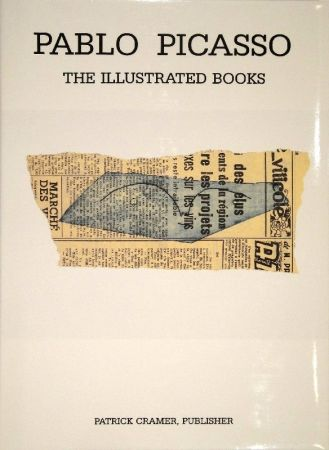 Libro Ilustrado Picasso - The Illustrated Books: Catalogue raisonné