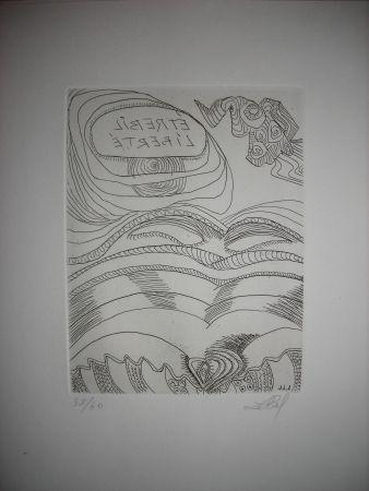 Aguafuerte Lebel - The international avant garde 2