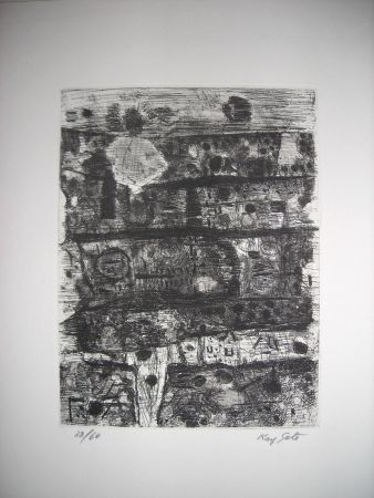 Aguafuerte Sato - The international avant garde 2