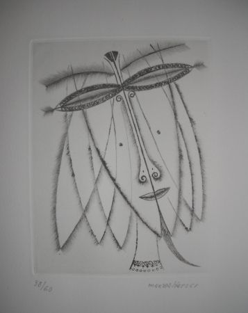 Aguafuerte Svanberg - The international avant garde 2