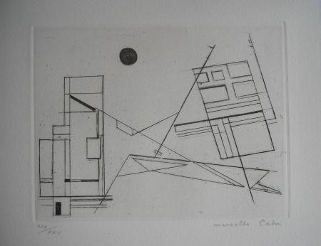 Aguafuerte Cahn - The international avant garde 4