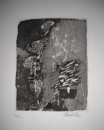 Aguafuerte Y Aguatinta Friedlaender - The international avant garde 4