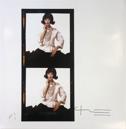 Fotografía Stern - THE LAST SITTING: MARILYN MONROE IN JACKIE WIG