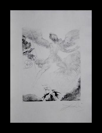 Grabado Dali - The Mythology Icarus