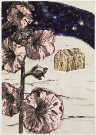 Litografía Martinez Celaya - The Old