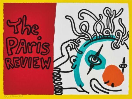 Serigrafía Haring - The Paris Review