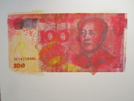 Serigrafía Lawrence - The RMB Series #3