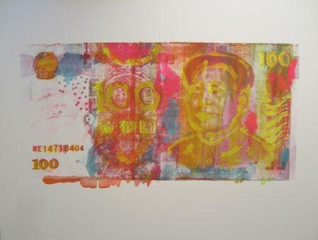 Serigrafía Lawrence - The RMB Series #4