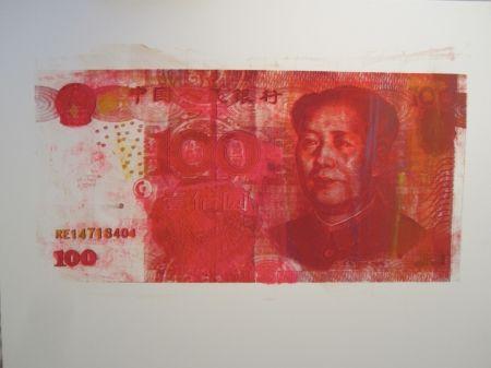 Serigrafía Lawrence - The RMB Series #6