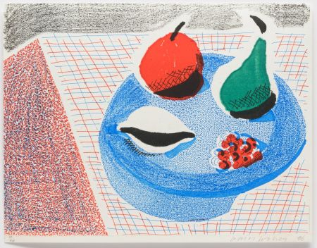 Sin Técnico Hockney - The Round Plate
