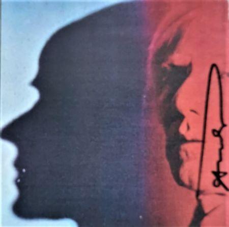 Serigrafía Warhol - The Shadow