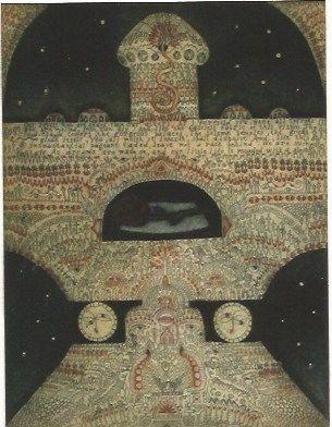 Grabado O'donoghue - The Shrine