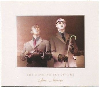 Múltiple Gilbert & George - The singing sculpture