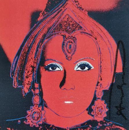 Serigrafía Warhol - The Star