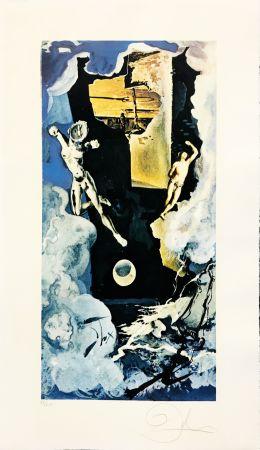 Litografía Dali - THE TOWER