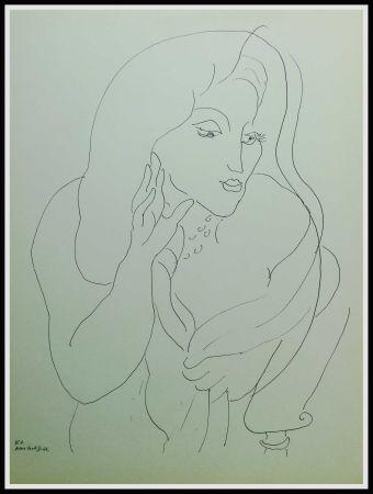 Litografía Matisse (After) - THEMES & VARIATIONS II