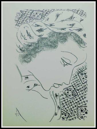 Litografía Matisse (After) - THEMES & VARIATIONS IX