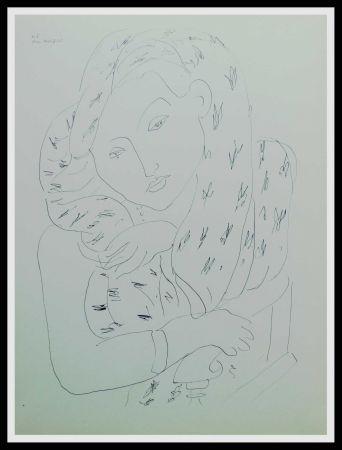 Litografía Matisse (After) - THEMES & VARIATIONS V