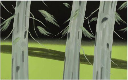 Serigrafía Katz - Three Trees