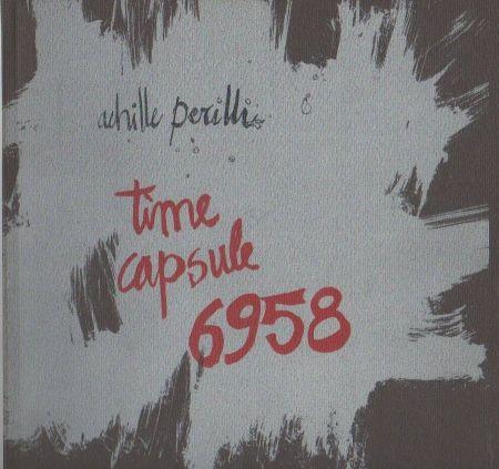 Libro Ilustrado Perilli - Time capsule 6958