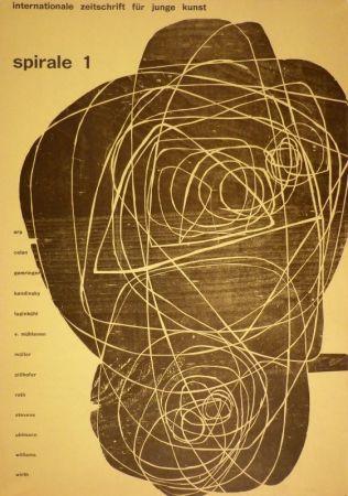 Grabado En Madera Roth - Titelbild für Spirale 1