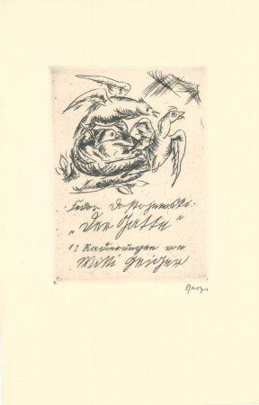 Grabado Geiger - Title-page of